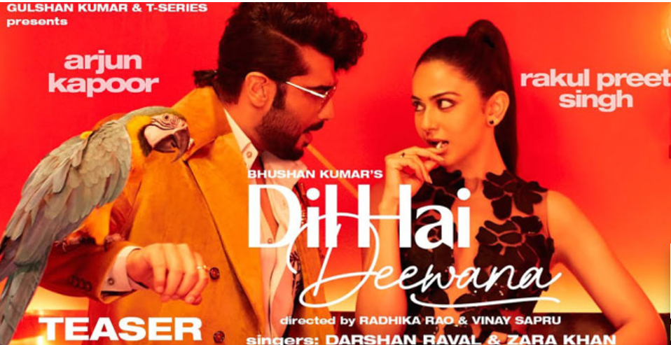 Dil Hai Deewan Darshan Raval Lyrics